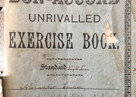 Thumbnail for the post titled: Exercise Book Donation
