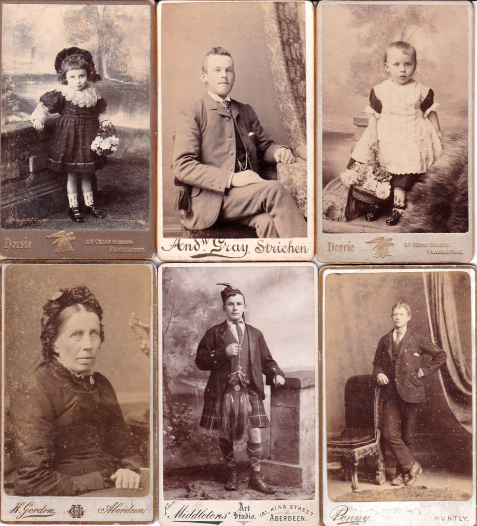 Old Photographs in the Museum Collection