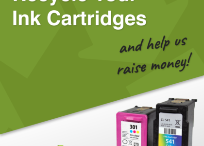 Recycle Ink Cartriges Image