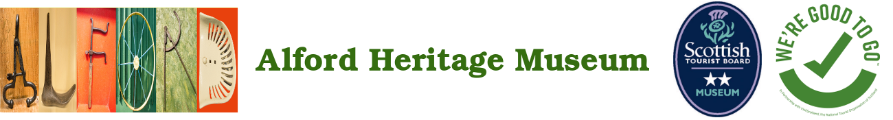 Logo for Alford Heritage Museum